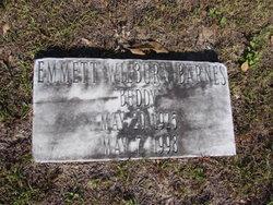 Emmett Wilburn Buddy Barnes