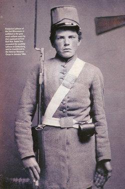 Pvt Frederick Lythson