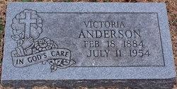 Victoria <i>Lough</i> Anderson