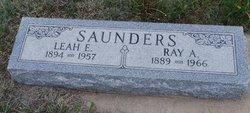 Ray Alvin Saunders