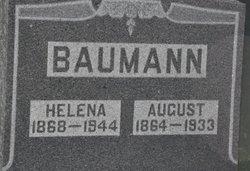 August Baumann
