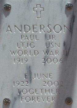 Paul Anderson, Jr
