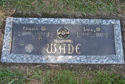 Edward W Wade