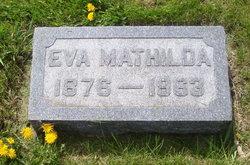 Eva Mathilda Anderson