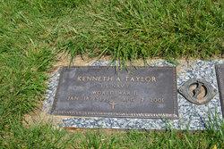 Kenneth A Taylor