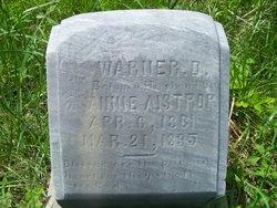 Warner O Aistrop