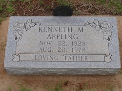 Kenneth M. Appling