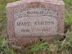 Mary <i>Knowles</i> Ashton
