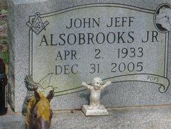 John Jeff Jiggs Alsobrooks, Jr