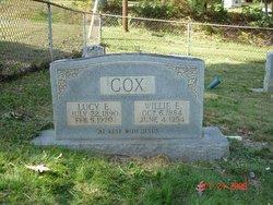 Willie Edward Cox