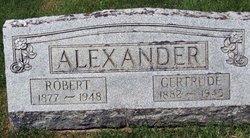 Gertrude H. <i>Trefry</i> Alexander