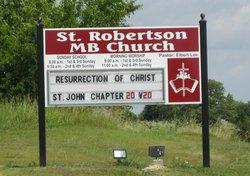 Saint Robertson Cemetery