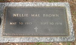 Nellie Mae Brown
