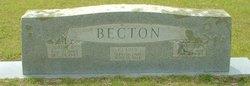 Gladys Becton