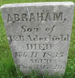 Abraham Aderhold