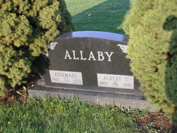 Albert T Allaby