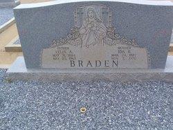 Felix A. Braden