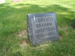 Florence <i>Graham</i> Anderson