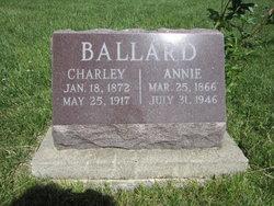 Annie M. <i>Beatty</i> Ballard
