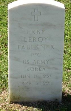 Erby Leroy Faulkner
