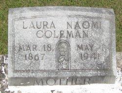Laura Naomi <i>Nixon</i> Coleman