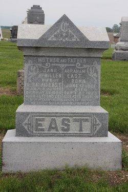 Jane <i>McMillen</i> East