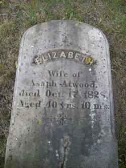 Elizabeth <i>Shaw</i> Atwood
