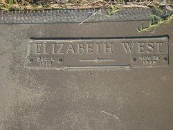 Elizabeth <i>West</i> Collins