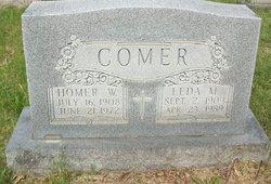 Homer Wilson Comer