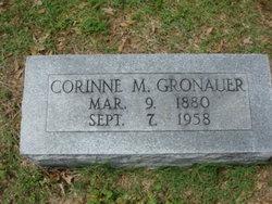 Corinne Marianne <i>Rosenbush</i> Gronauer