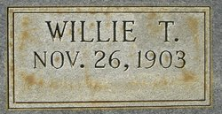 Willie Elma <i>Turner</i> Lackey