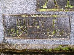 Riley Franklin Allee