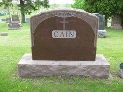 Emmet P Cain