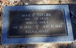 Max Clinton Taylor