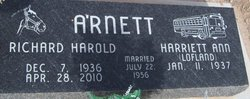 Richard Harold Arnett
