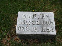 Martha <i>Farrell</i> Cain