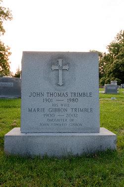 John Thomas Trimble