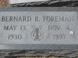 Bernard Ben Foreman