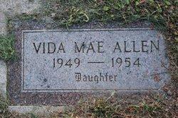 Vida Mae Elaine Allen