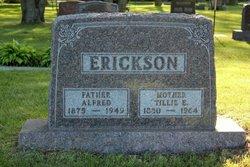 Alfred Erickson
