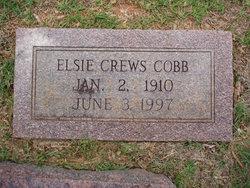 Elsie C Cobb