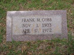 Frank Morgan Cobb