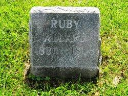 Ruby Allard