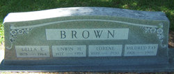 Della E. <i>Cross</i> Brown