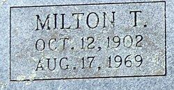 Milton Thomas Bonds