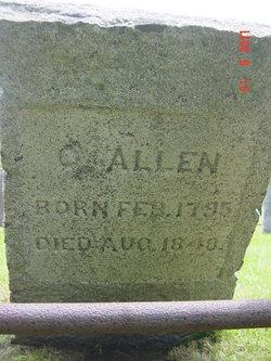 Christopher R Allen