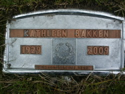 Kathleen <i>Cadoo</i> Bakken