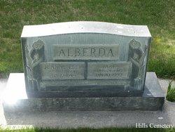 Jennie Jeanne <i>Leep</i> Alberda
