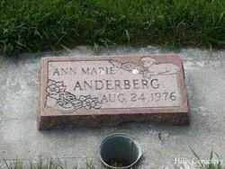 Ann Marie Anderberg
