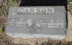 Elden Joy Carson